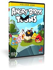 Angry Birds Toons Volume 1