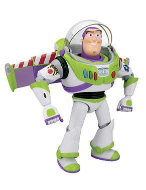 عروسک باز لایتیر Buzz Lightyear Signature Collection