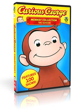 Curious George Collection 1