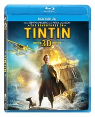 The Adventures of Tintin: Secret of the Unicorn 3D
