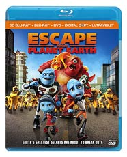 Escape From Planet Earth 1080p 3D