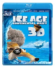 Ice Age 4: Continental Drift 1080p 3D