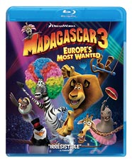 Madagascar 3: Europe's Most Wanted 1080p