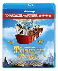 A Monster in Paris 720p