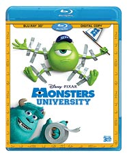 Monsters University 1080p 3D