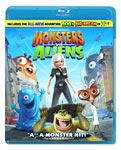 Monsters vs. Aliens 1080p