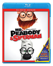 Mr. Peabody and Sherman 1080p 3D