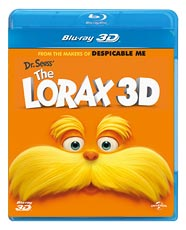 The Lorax 1080p 3D