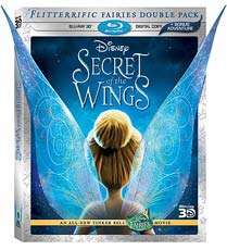 Tinker Bell: Secret of the Wings 1080p 3D