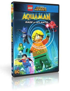 LEGO DC Super Heroes: Aquaman: Rage of Atlantis