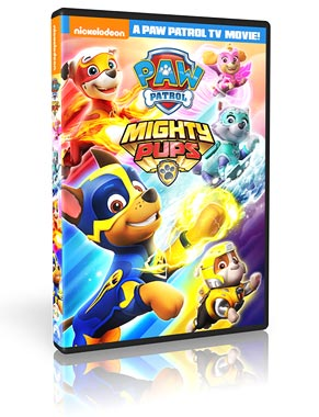 Paw Patrol: Mighty Pups Movie