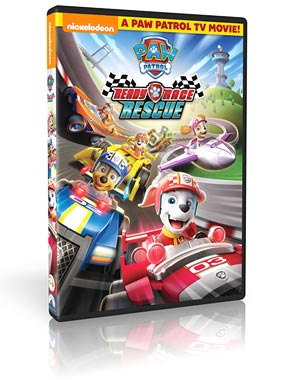 Paw Patrol Ready Race Rescue Movie