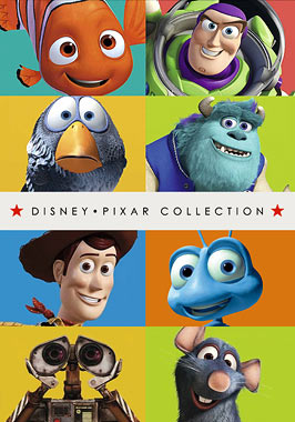Disney Pixar Collection