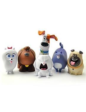 فیگور The Secret Life of Pets
