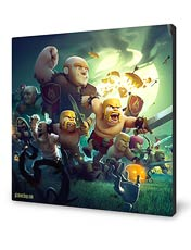 شاسی Clash of Clans طرح دوم