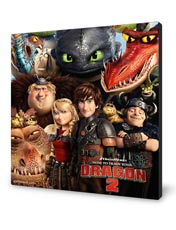 شاسی How to Train Your Dragon 2 طرح دوم