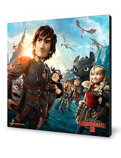 شاسی How to Train Your Dragon 2 طرح چهارم