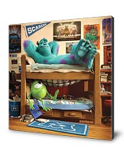 شاسی Monsters University طرح اول