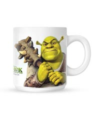 لیوان Shrek Forever After