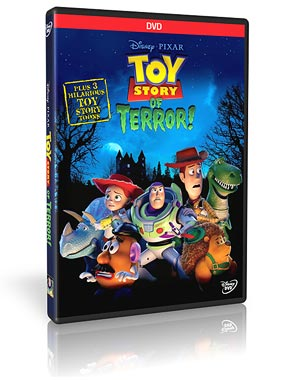 Toy Story of Terror + 3 Toons
