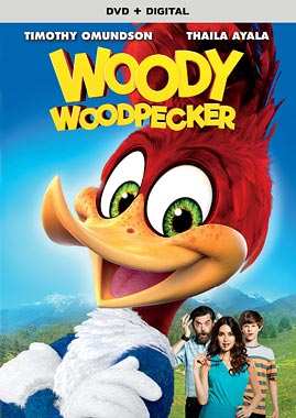 Woody Woodpecker Movie